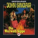 Die Werwolf-Sippe / John Sinclair Bd.47 (1 Audio-CD)