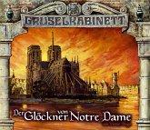 Der Glöckner von Notre Dame / Gruselkabinett Bd.28/29 (2 Audio-CDs)