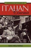Historical Dictionary of Italian Cinema