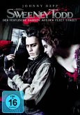 Sweeney Todd, 1 DVD-Video, deutsche u. englische Version