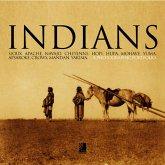Indians, Bildband u. 2 Audio-CDs