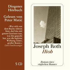Hiob, 5 Audio-CDs - Roth, Joseph