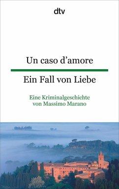 Un caso d'amore Ein Fall von Liebe - Marano, Massimo