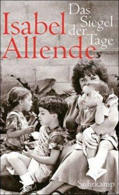 Das Siegel der Tage - Allende, Isabel