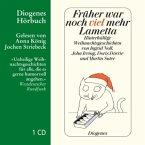 Früher war noch viel mehr Lametta, Audio-CD