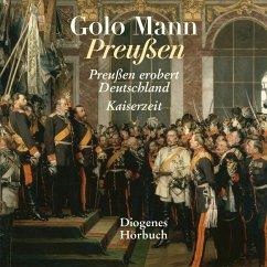 Preußen, 1 MP3-CD - Mann, Golo