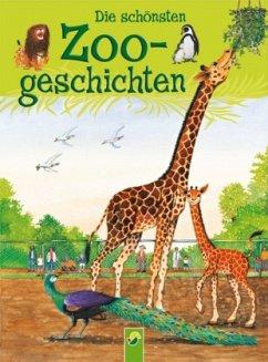 Die schönsten Zoogeschichten, m. 2 Audio-CDs - Adrian, Christine