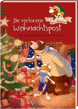 Die verlorene weihnachtspost hase und holunderb r bd 1 - Bilder weihnachtspost ...