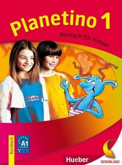 Planetino 1. Kursbuch - Büttner, Siegfried; Kopp, Gabriele; Alberti, Josef