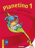 Planetino 1. Arbeitsbuch