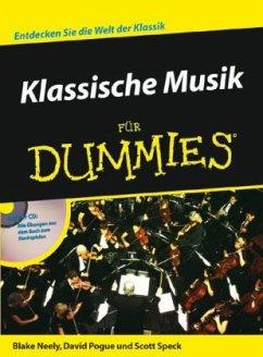 Klassische Musik für Dummies, m. CD-ROM