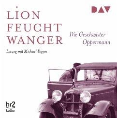 Die Geschwister Oppermann (6 CDs) - Feuchtwanger, Lion