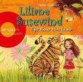 Tiger küssen keine Löwen / Liliane Susewind Bd.2 (2 Audio-CDs)