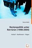 Rentenpolitik unter Rot-Grün (1998-2004)