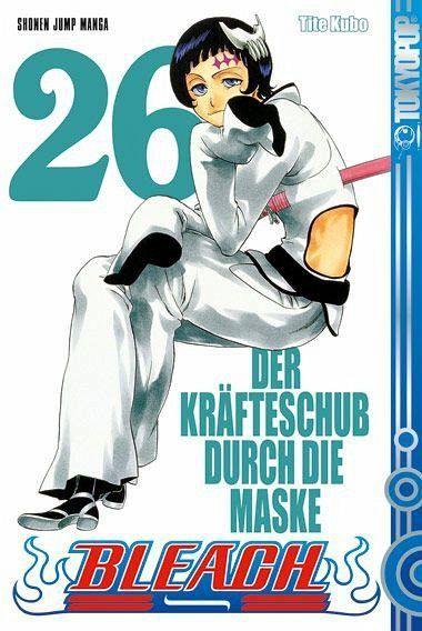 Der Kräfteschub durch die Maske / Bleach Bd.26 - Kubo, Tite