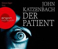 Der Patient, 6 Audio-CDs - Katzenbach, John