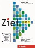zu Bd. 01 und 02 - Filme und Arbeitsblätter, 1 DVD-ROM / Ziel B2 1/2
