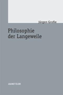 Philosophie der Langeweile
