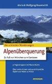Die schönsten Wanderungen - Alpenüberquerung