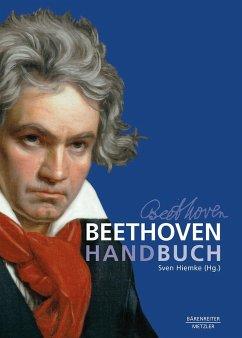 Beethoven-Handbuch - Hiemke, Sven (Hrsg.)