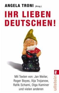 Ihr lieben Deutschen