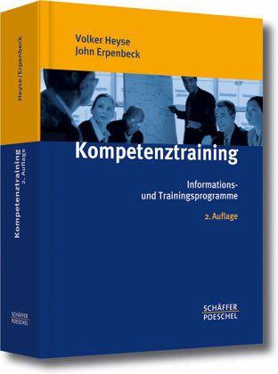 Kompetenztraining - Heyse, Volker; Erpenbeck, John