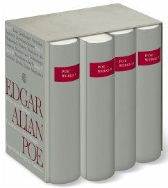 Werke in vier Bänden - Poe, Edgar Allan