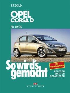 Opel Corsa D 10/06-12/14 - Etzold, Rüdiger