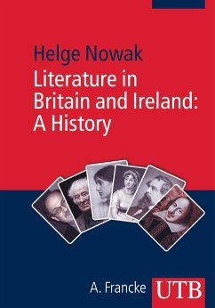 Literature in Britain and Ireland: A History - Nowak, Helge