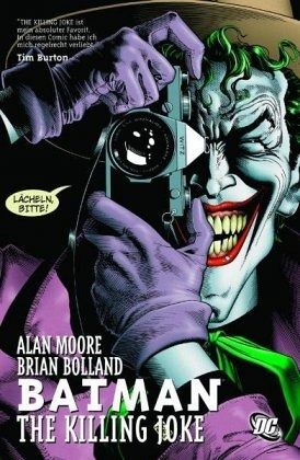 Batman: The Killing Joke - Moore, Alan; Bolland, Brian