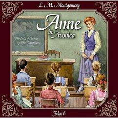 Anne auf Green Gables - Anne in Avonlea, Das letzte Jahr als Dorfschullehrerin, 1 Audio-CD - Montgomery, Lucy Maud