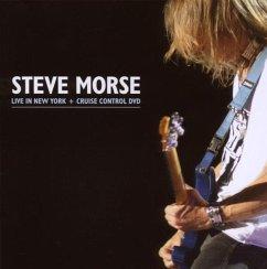 Live In New York+Cruise Control Dvd - Morse,Steve