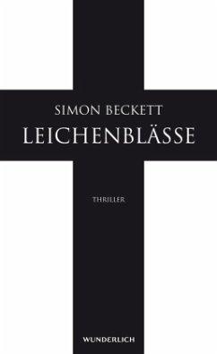 Leichenblässe / David Hunter Bd.3 - Beckett, Simon