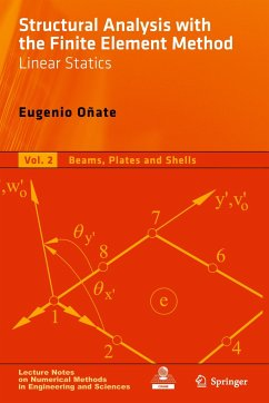 Structural Analysis with the Finite Element Method. Linear Statics - Oñate, Eugenio