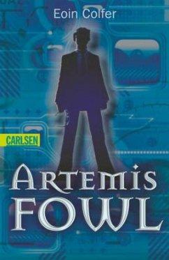 Artemis Fowl Bd.1 - Colfer, Eoin