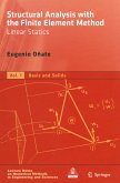 Structural Analysis with the Finite Element Method. Linear Statics 1