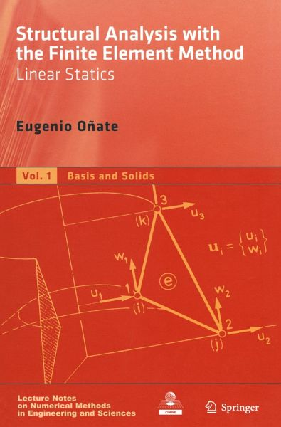 Structural analysis with the finite element method linear for Finite element methode