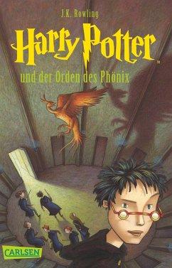 Harry Potter und der Orden des Phönix / Bd.5 - Rowling, Joanne K.