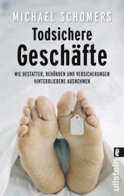 Todsichere Geschäfte - Schomers, Michael