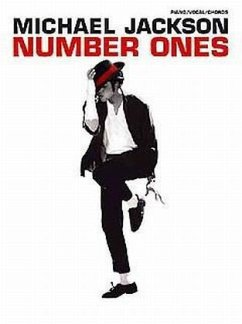 Michael Jackson - Number Ones, piano-vocal-chords
