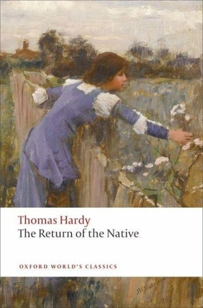 "the egdon heath in the novel the return of the native by thomas hardy ""if you want to get a feeling for egdon heath in the return of the native, this is  the place to come,"" said brown ""it has a sensation of wilderness,."