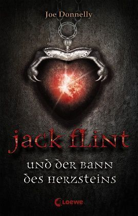 Buch-Reihe Jack Flint von Joe Donnelly