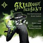 Das Groteskerium kehrt zurück / Skulduggery Pleasant Bd.2 (6 Audio-CDs)