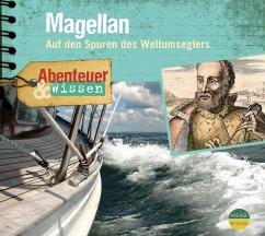 Magellan, 1 Audio-CD - Nielsen, Maja
