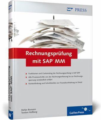 Rechnungsprüfung mit SAP MM - Bomann, Stefan; Hellberg, Torsten