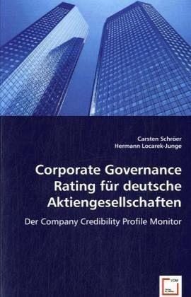 der konzernabschluss als element der corporate governance ebert michael