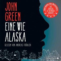 Eine wie Alaska, 4 Audio-CDs - Green, John