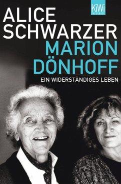 Marion Dönhoff - Schwarzer, Alice