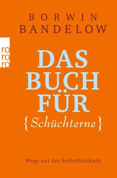 Das Buch für Schüchterne - Bandelow, Borwin