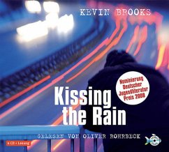 Kissing the Rain, 5 Audio-CDs - Brooks, Kevin